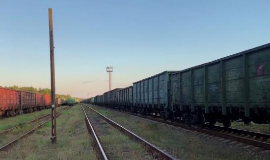 """""""Москва. Росія"""": на Львівщині виявили 100 вагонів з російським вугіллям"""