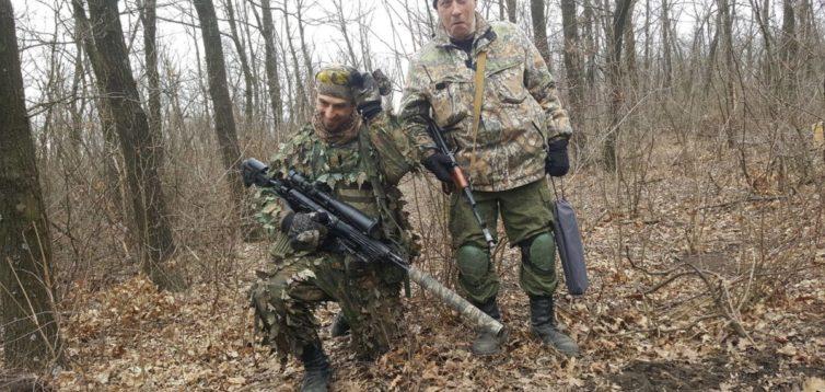 У зоні ООС ліквідували снайпера бойовиків з Одеси. ФОТО