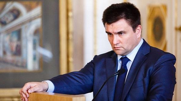 Клімкін прокоментував кримінальне провадження НАБУ: цензурних слів немає