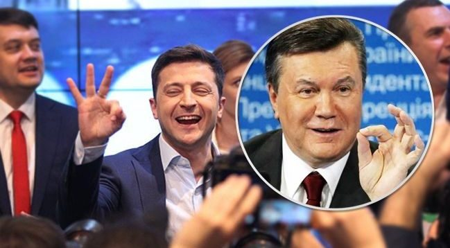 Уколов: Зеленський повертає Україну у часи Януковича