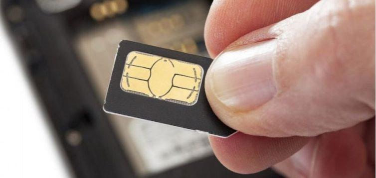 """У """"Слузі народу"""" хочуть дозволити продаж Sim-карт тільки за паспортами"""