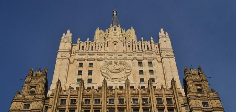 У МЗС РФ похвалили Зеленського та вимагають розпочати виплату пенсій жителям ОРДЛО