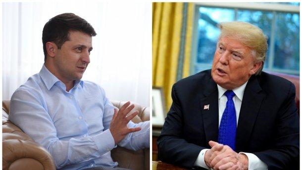 """Зеленський у розмові з Трампом заявив, що наступний генпрокурор буде """"100% його людиною"""""""