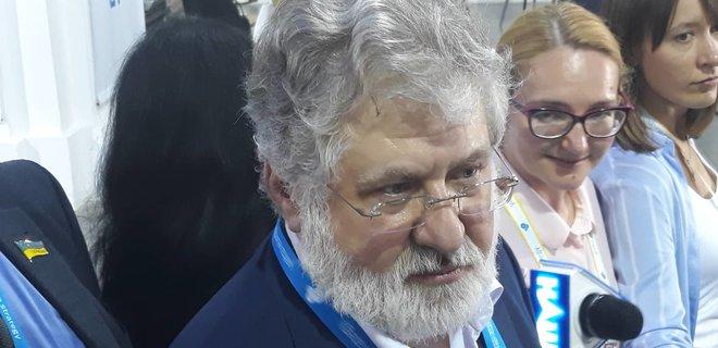 """""""Він засидівся там"""": Коломойський відреагував на звинувачення глави Укренерго про мільярдні борги його компаній"""