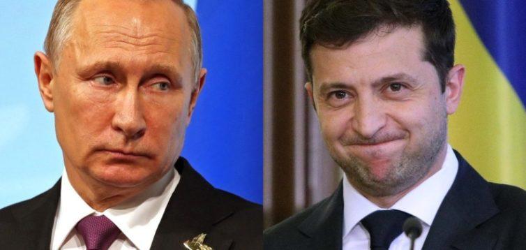 """ЗМІ: Зеленський і Путін вже домовилися про """"особливий статус"""" Донбасу"""