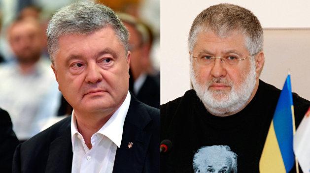"""Коломойський погрожує Порошенку судом і вимагає """"бути обережним з висловлюваннями"""""""