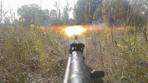 Месть за погибших: разведчики опубликовали видео ожесточенного боя с оккупантами