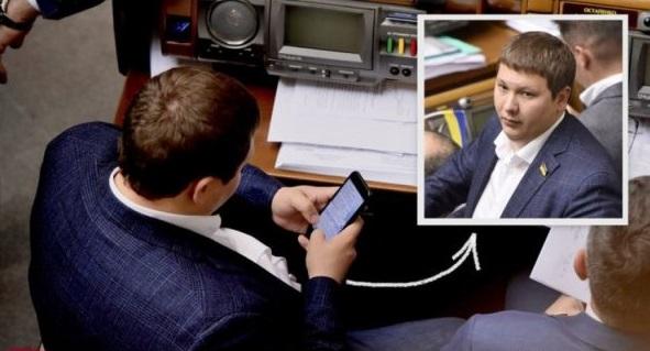 """На засіданні """"Слуги народу"""" вирішили, що Медяник не корупціонер, оскільки пройшов """"поліграф"""""""