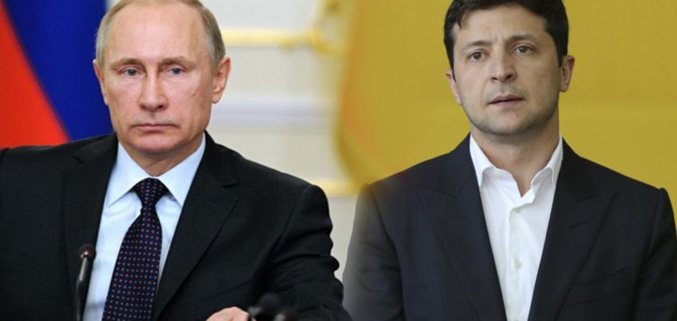 Президент РФ Путін окреслив завдання для Зеленського