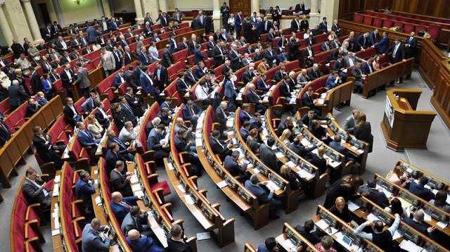 """У """"Слузі народу"""" визнали, що їхні депутати поки не хочуть криміналізувати незаконне збагачення"""