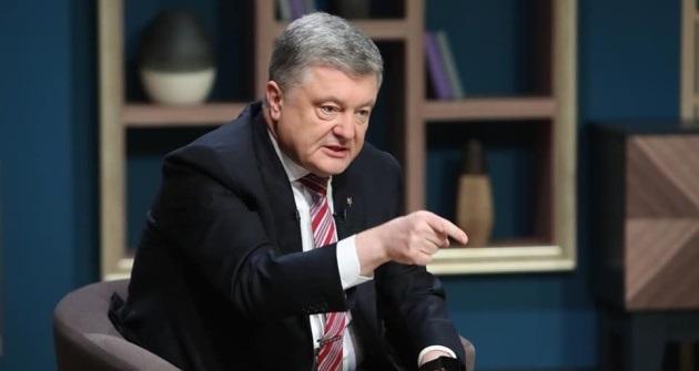"""Вибачалися перед Кадировим, вибачайтеся перед українцями: Порошенко про номер """"95 кварталу"""""""