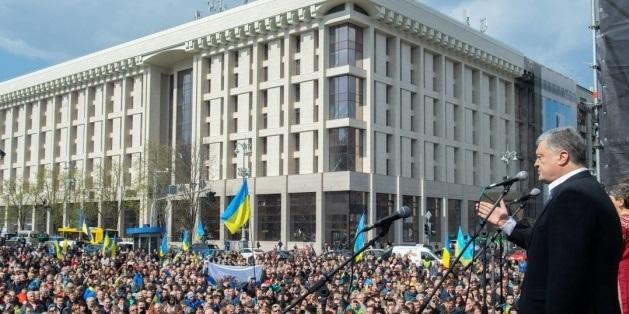 У Європарламенті попередили Зеленського, що наступний Майдан мирним не буде