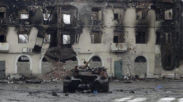Гончарук заявив, що реінтеграція і відновлення Донбасу буде за рахунок платників податків