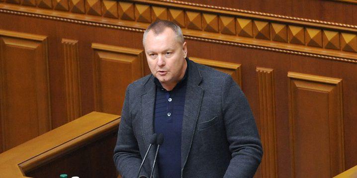 В Україну повернувся скандальний депутат, який пропонував передати Крим Росії