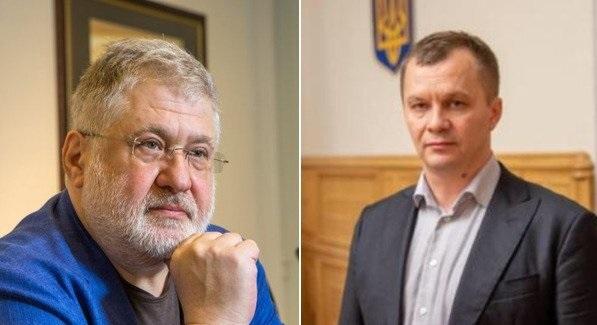 """Милованов прокоментував образу Коломойського, який назвав його """"дебілом"""""""