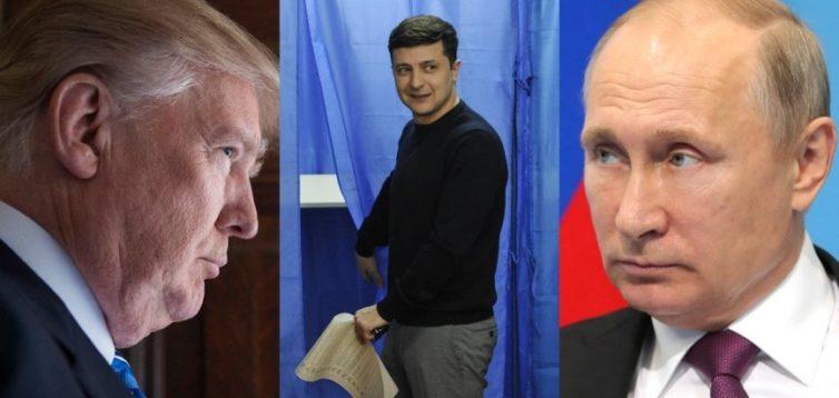 """Трамп назвав Україну """"стіною між ЄС і Росією"""""""