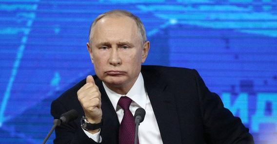 У Путина хотят признать украинцев «русскими»
