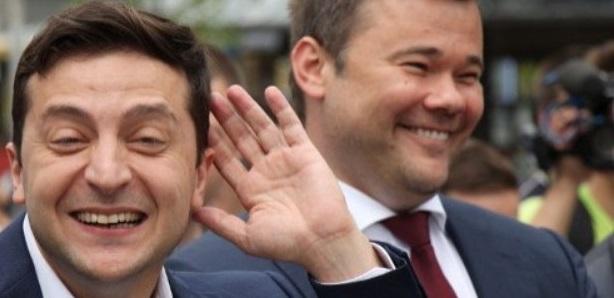 """""""Чергова клоунада"""": політолог упевнений, що за підозрою ГПУ Богдану стоїть сам глава ОПУ"""