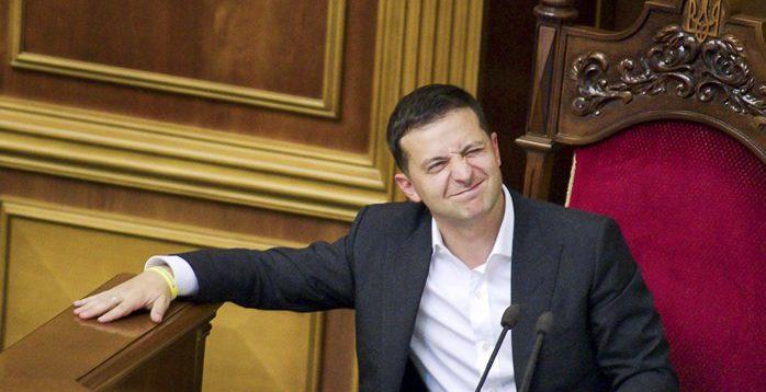 Зеленский назвал «главные победы» Рады нового созыва