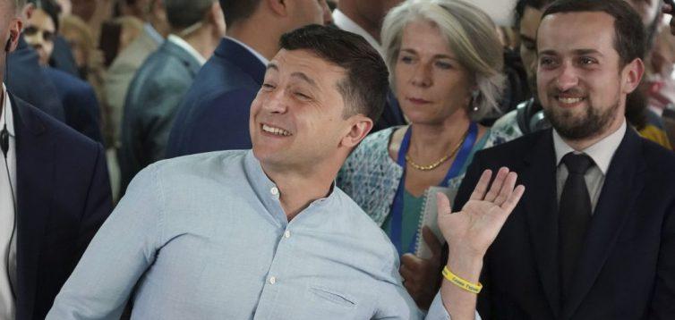 В родном городе Зеленского не хватает средств на зарплаты электротранспортникам