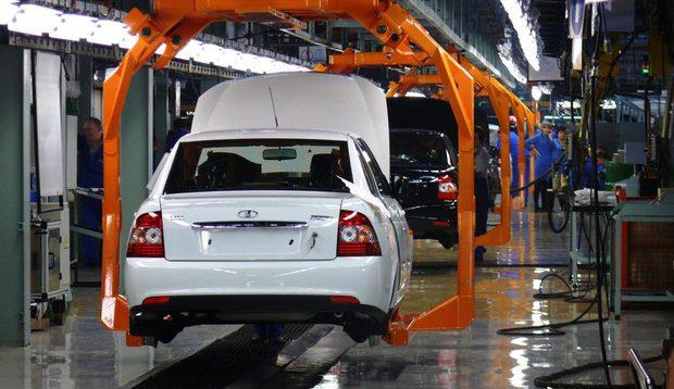 В Україні відновили виробництво російських автомобілів LADA