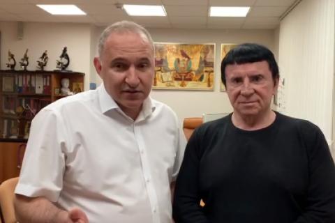 Тодуров розповів, як Кашпіровський зцілив його спину за 5 хвилин. ВІДЕО
