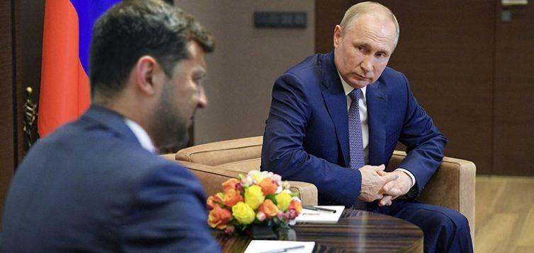 У Зеленського заявили, що Кремль ще не прийняв рішення щодо виборів на Донбасі