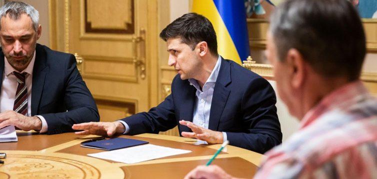 На засіданні РНБО затвердили заходи щодо зниження напруженості у відносинах з Росією