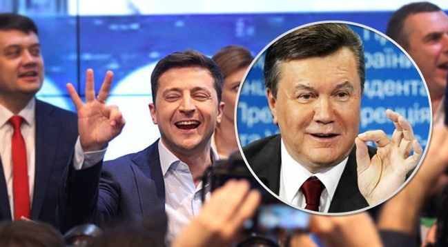 Зеленский раздает высокие должности люстрированным чиновникам Януковича и Азарова. ВИДЕО