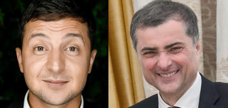 Джерело у Офісі президента підтвердило, що Зеленський в Омані таємно зустрічався з Сурковим