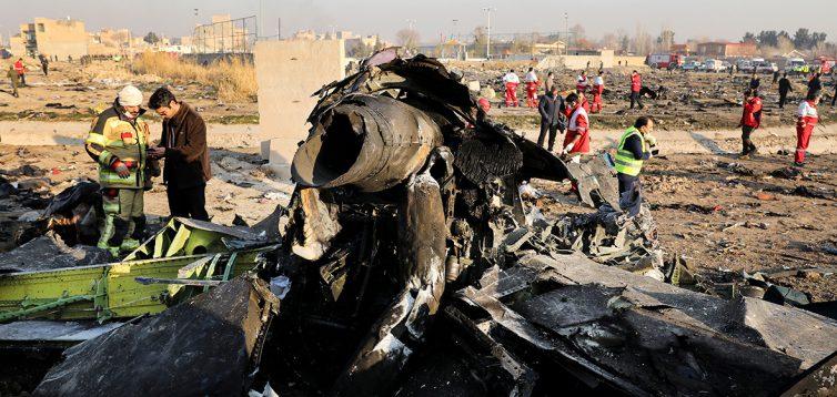 Іран визнав, що збив ракетою український літак