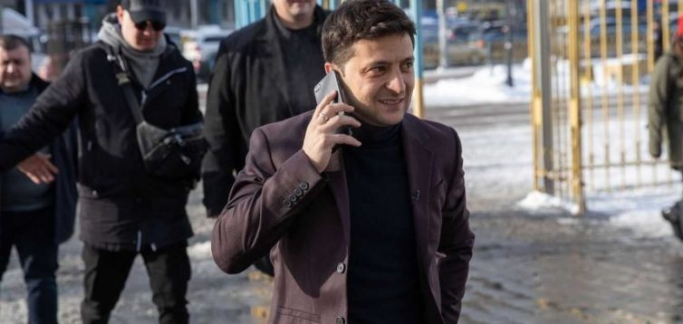 Безсмертний: Розмовою з президентом Ірану Зеленський відштовхнув від України західних союзників