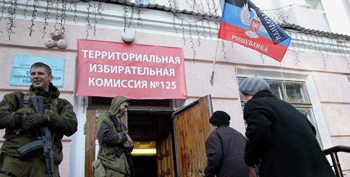 Разумков заявив про повну готовність України до проведення виборів в ОРДЛО