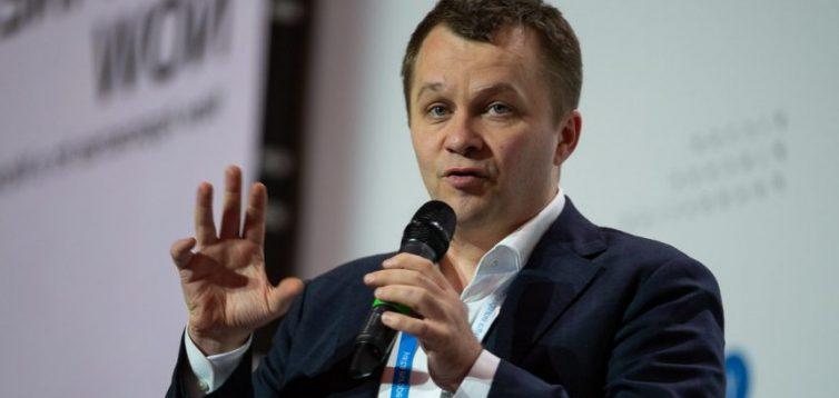 """Милованов заявив, що уряд Гончарука працює """"суперуспішно"""" і """"суперефективно"""""""