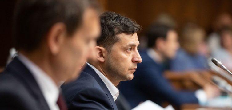 Зеленський збирається створити кілька нових міністерств: одне очолить представник Опоблоку