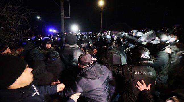 """""""Кам'яний вік"""": жителі США шоковані протестами в Нових Санжарах"""