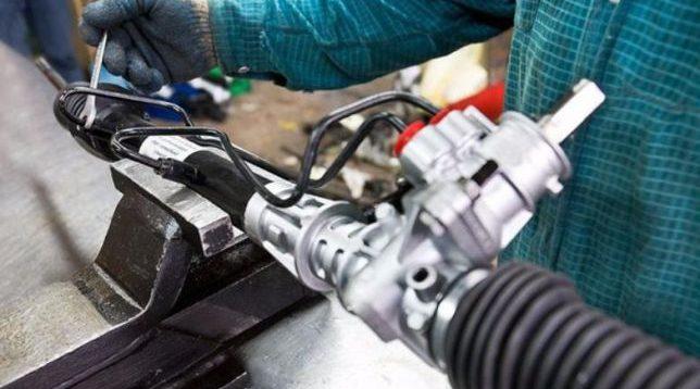 Кому доверить ремонт рулевой колонки