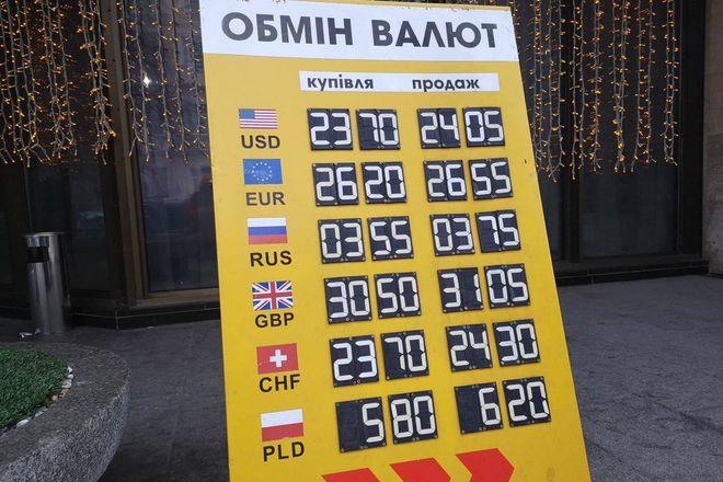 Как выгодно обменять валюту наличными в Харькове