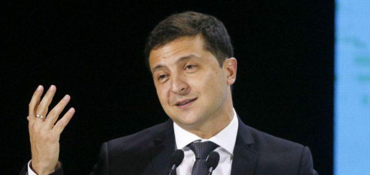 Зеленский заявил, что Украина больше не коррумпированная страна