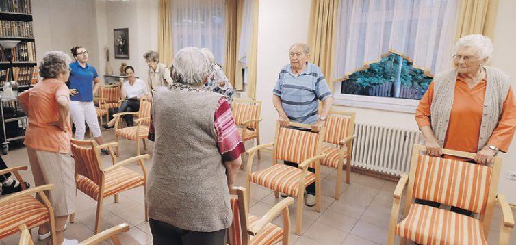 """Обращаемся в дом престарелых """"Ренамед"""""""
