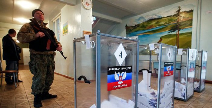 У Зеленского хотят провести выборы в ОРДЛО уже в этом году. ВИДЕО