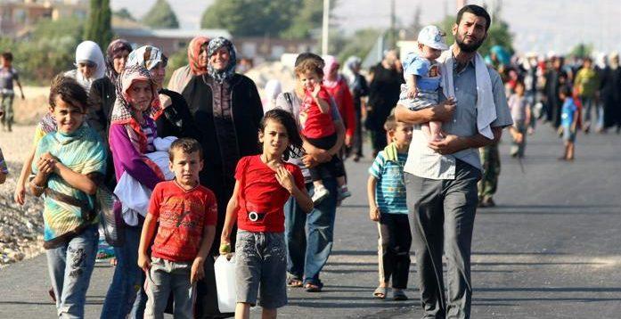 Туреччина відкрила кордони для біженців з Сирії в країни Євросоюзу