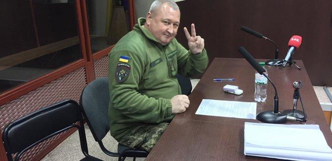 """Загороднюк заявив, що з ЗСУ не відкликатимуть """"браковані бронежилети"""" Марченка"""