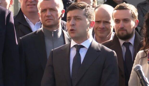 """На Зеленського подав до суду майор, якого він обізвав """"треплом"""""""