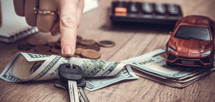(Рус) Как взять кредит под залог авто
