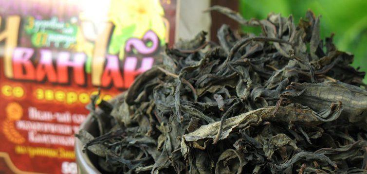 (Рус) Ферментированный иван-чай: ценность и стоимость на рынке Украины