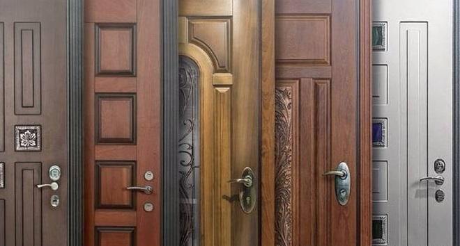 Прочные двери в Черноморске от производителя