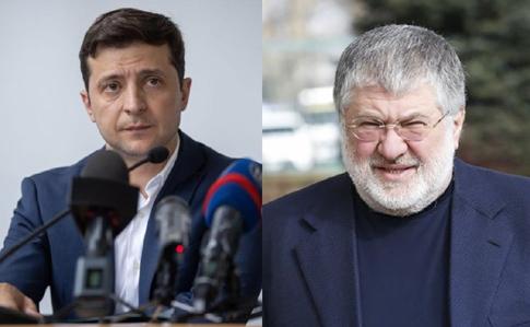 Коломойський заявив Зеленському, що не дасть грошей на боротьбу з коронавірусом