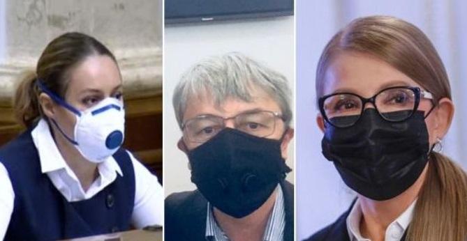 """У """"Слузі народу"""" заявили, що на засіданні Ради депутати будуть у спецмасках, рукавичках і окулярах"""