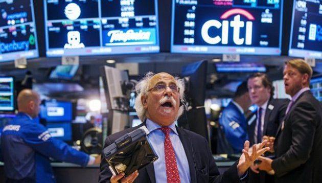 На фондовом рынке США произошел крупнейший обвал за последние 33 года